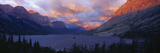 St. Mary Lake, Glacier National Park, Montana Photographic Print