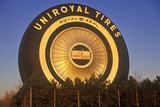 Giant Uniroyal Tire in Downtown Detroit, MI Photographic Print