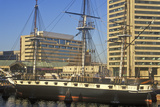 USS Constellation, Baltimore, Maryland Photographic Print