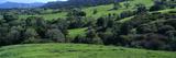 Sierra De Salinas Mountains, Carmel Valley, California Photographic Print