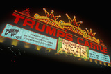 Trump's Castle Casino on Boardwalk in Atlantic City, NJ Photographic Print