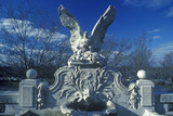 Statue of American Bald Eagle, New York, NY Photographic Print