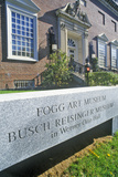 Fogg Art Museum, Cambridge, Massachusetts Photographic Print