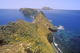 Inspiration Point on Anacapa Island, Channel Islands National Park, California Photographic Print