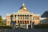 The Old State House for the Commonwealth of Massachusetts, State Capitol Building, Boston, Mass Photographic Print