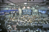 Cnn Cable News Network Media/Newsroom, Atlanta, Georgia Photographic Print