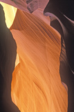 "View of Antelope ""Slot"" Canyon in Page, Arizona Photographic Print"