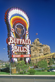 Buffalo Bill's Resort and Casino, on Nv and Ca State Line Photographic Print