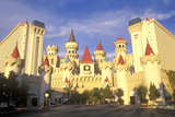 The Excalibur Hotel and Casino, Las Vegas, NV Photographic Print