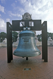 Replica of Liberty Bell at Union Station, Washington, DC Photographic Print