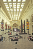 Interior of Field Museum of Natural History, Chicago, Illinois Photographic Print