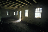 Interior of Slave's Quarters on the Boone Hall Plantation, Charleston, Sc Photographic Print