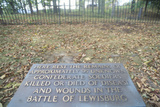Memorial to Unknown Confederate Soldiers, Lewisburg, West VA Photographic Print