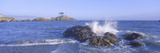 Lighthouse Off Front Street, Crescent City, California Photographic Print