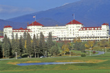Mount Washington Hotel, Bretton Woods, Nh on Route 302 Photographic Print