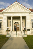 Public Library in Litchfield Hills of Connecticut Photographic Print