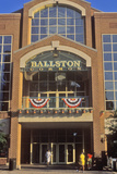 Ballston Common Mall in Arlington, Washington, DC Photographic Print