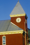 Courthouse Clocktower, Telluride, CO Photographic Print
