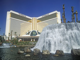 Mirage Hotel and Casino, Las Vegas, NV Photographic Print