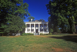 Antebellum Historic Home, Madison, GA Photographic Print