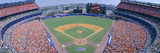 Shea Stadium, Ny Mets V. Sf Giants, New York Photographic Print