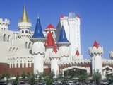 Excalibur Hotel and Casino, Las Vegas, NV Photographic Print