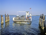 St. Michael's Ferry, Maryland Photographic Print