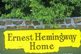 The Ernest Hemingway Home and Museum, Key West, Florida Photographic Print