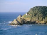 Heceta Lighthouse, Oregon Photographic Print