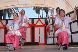 Thai Women Performing a Traditional Dance, Lotus Festival in Echo Park, Los Angeles, CA Photographic Print
