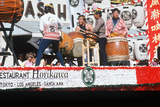 Japanese Drummers Performing at the 49th Nisei Week Parade in Little Tokyo, Los Angeles, CA Photographic Print