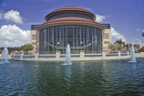 Kravis Center for the Performing Arts in West Palm Beach, Florida Photographic Print