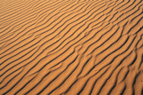 Close Up of Sand in Coral Pink Sand Dunes State Park, Southern Ut Photographic Print