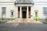 Exterior of Barnes Museum Philadelphia, Pennsylvania Photographic Print