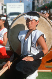 Young Member of the Drum Corp,The 49th Nisei Week Parade in Little Tokyo, Los Angeles, CA Photographic Print