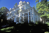 Historical Home of Thomas Nast, Political Cartoonist in Morristown, NJ Stampa fotografica