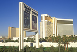 The Mirage Hotel and Casino Las Vegas, NV Photographic Print