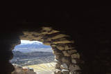 View from the Interior of a Cliff Dwelling, AZ Photographic Print