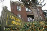Entrance to Children's Museum, Portland, Or Photographic Print