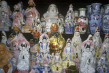 Pottery, Statuary and Buddha's for Sale in Kunming, People's Republic of China Photographic Print
