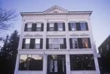 Historical U.S. Post Office, Litchfield, CT Photographic Print