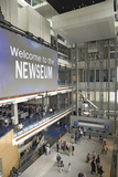 The Newseum Museum of News on Pennsylvania Avenue, Washington, D.C. Photographic Print
