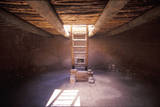 Underground Ceremonial Room, Pecos National Historical Park, NM Photographic Print