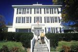 Hopkins Inn and Vineyard, Lake Waramug State Park, CT Photographic Print