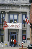 Exterior of Women's Hall of Fame, Seneca Falls, NY Photographic Print