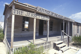 Judge Roy Bean Museum in Langtry, Tx Photographic Print