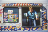 The Ice Cream Man, Chicago, IL Photographic Print