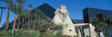Panoramic View of Luxor Hotel with Pyramid and Sphinx, Casino in Las Vegas, NV Photographic Print