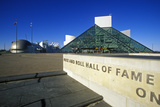 Rock and Roll Hall of Fame Museum, Cleveland, Oh Photographic Print