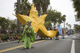 Annual Summer Solstice Celebration and Parade June 2007, Since 1974, Santa Barbara, California Photographic Print